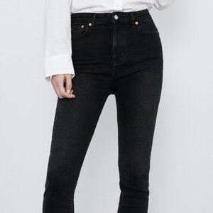 Zara Premium '80s High Waisted Jeans